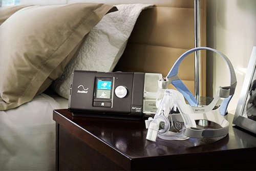 Aparaty CPAP - skuteczna terapia bezdechu sennego i chrapania podczas snu