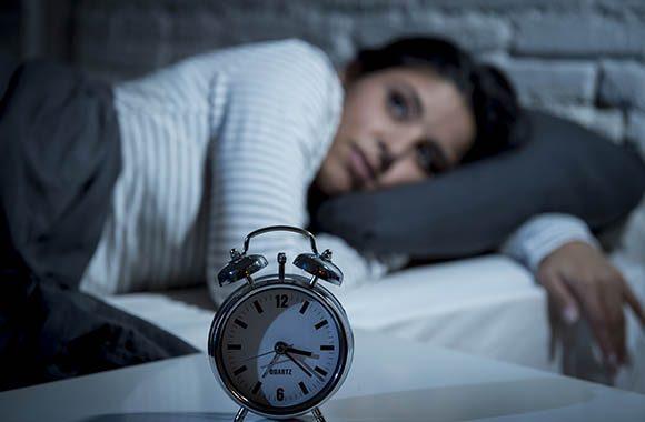 Trudności z zasypianiem - przyczyny bezsenności