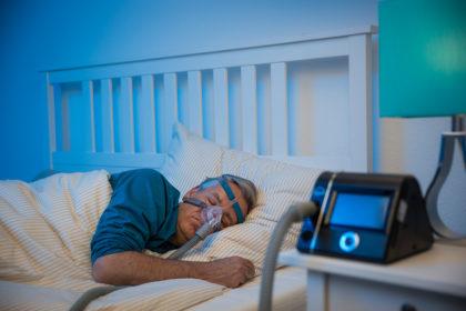 Aparaty Prisma zapewniają skuteczną terapię na bezdech senny