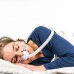 ulga na wydechu podczas snu w aparacie CPAP